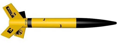 EST-7237  Goblin Model Rocket Kit (Skill Level 2)