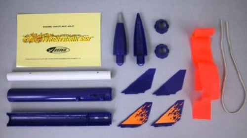 EST-806  Firestreak Model Rocket Kit (Skill Level E2X)