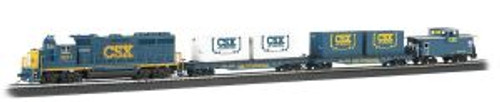 BAC00734  HO Coastliner Train Set