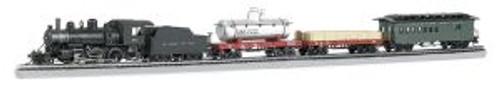 BAC01502  HO Blue Star Set w/E-Z App Train Control