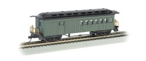 BAC13505  HO 1860-1880 Combine, Undecorated/Green