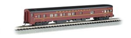 BAC14351  N 85' Smooth Side Observation Car, PRR