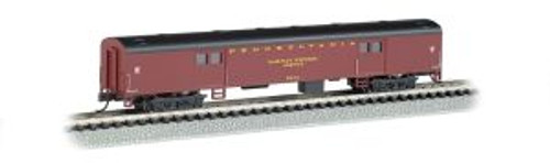 BAC14451  N 72' Smooth Side Baggage Car, PRR
