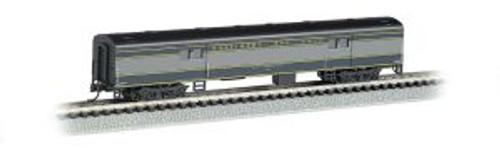 BAC14453  N 72' Smooth Side Baggage Car, B&O