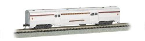 BAC14652  N 72' Fluted Streamline 2-Door Baggage, PRR