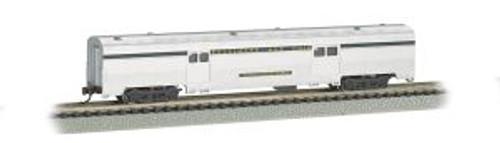 BAC14653  N 72' Fluted Streamline 2-Door Baggage, B&O