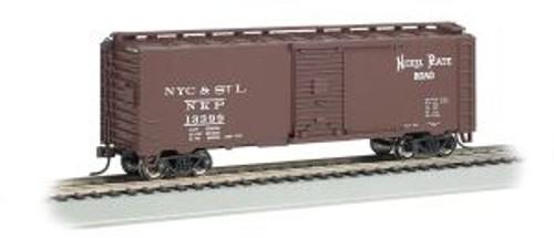 BAC15004  HO 1930-1950 40' Box, NKP