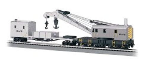 BAC16138  HO 250-Ton Steam Crane w/Boom Tender, MOW