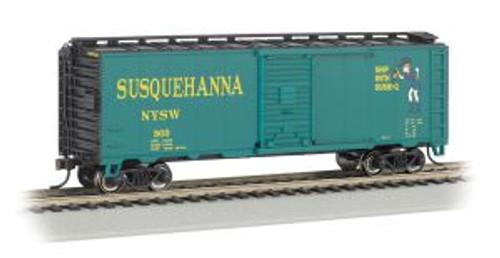 BAC17001  HO 40' PS-1 Box, NYS&W/Suzy Q