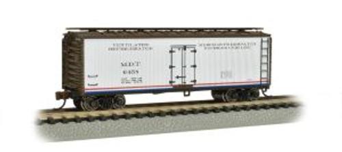 BAC19853  N 40' Wood Side Reefer, Merchant's Despatch