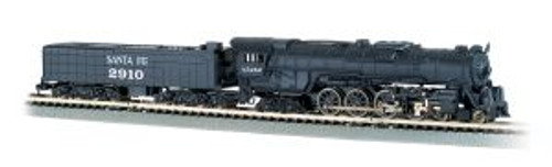 BAC24009  N Empire Builder Train Set, SF