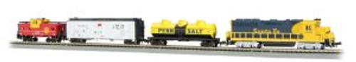 BAC24013  N Thunder Valley Train Set