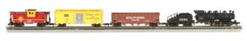 BAC24014  N Yard Boss Train Set