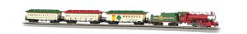 BAC24017  N Spirit of Christmas Train Set