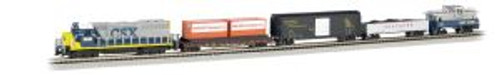 BAC24022  N Freightmaster Train Set