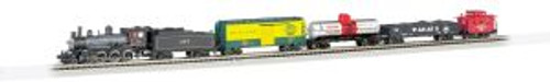 BAC24024  N Trailblazer Train Set