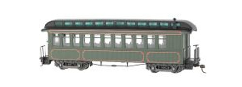 BAC26202  On30 Spectrum Convert Coach/Observation, Olive