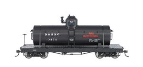 BAC27122  On30 Spectrum Tank, Durango & Silverton