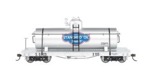 BAC27131  On30 Spectrum Tank, Standard Oil