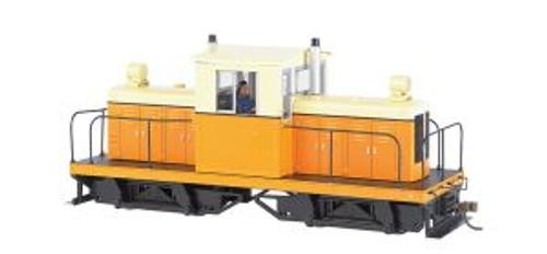 BAC29202  On30 Spectrum 50-Ton Center Cab, Orange/Cream