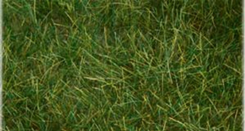 "BAC31002  6mm 11"""" x 5.5"""" Static Grass, Dark Green"