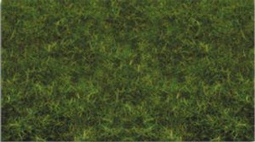 "BAC31012  2mm 11' x 5.5"""" Static Grass, Medium Green"