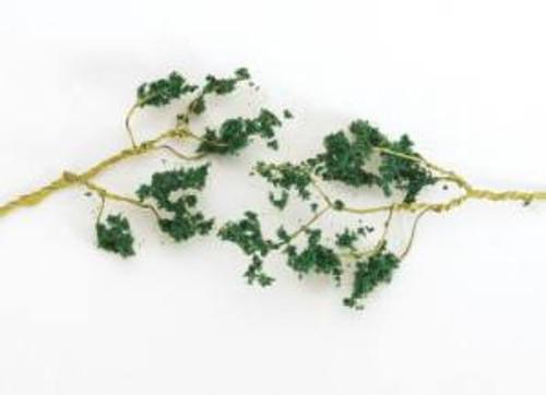 BAC32646  Scenescapes Wire Foliage Branches, Dark Green