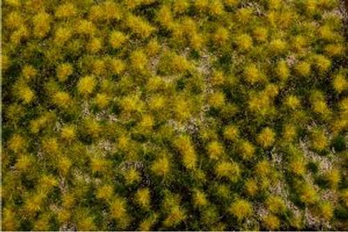 """BAC32925  11.75"""""""" x 7.5"""""""" Tufted Grass Mat, Dry Grass"""