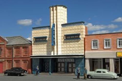 BAC35054  N Building Front, Regal Cinema