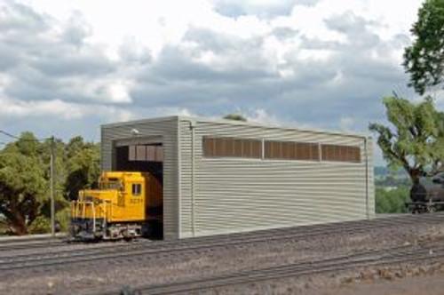 BAC35115  HO Single Stall Shed