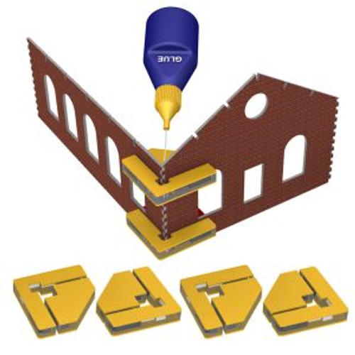 BAC39009  Magnetic Snap & Glue Set