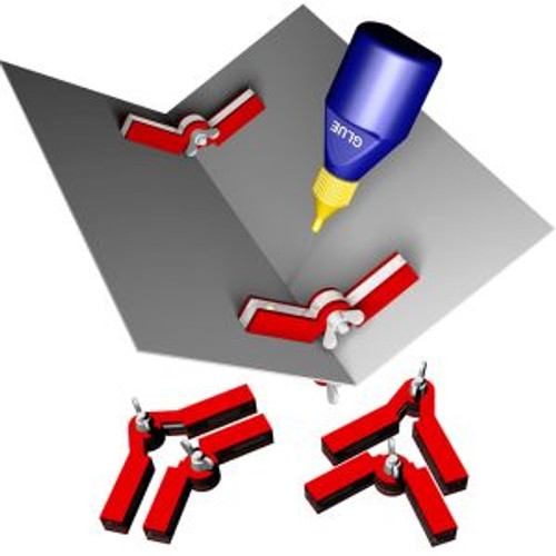 BAC39011  Magnetic Adjustable Snap & Glue Set