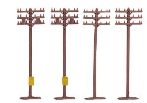 BAC42506  N Telephone Poles (12)