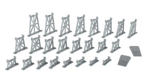 BAC42523  N Graduated Trestle Set (26)