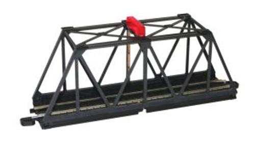 BAC44473  HO Built-Up Truss Bridge w/Blinking Light