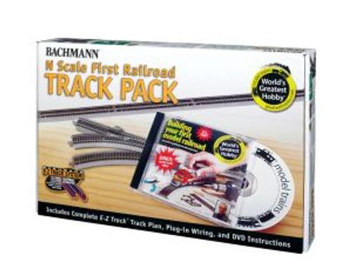 BAC44896  N NS EZ World's Greatest Hobby Track Pack