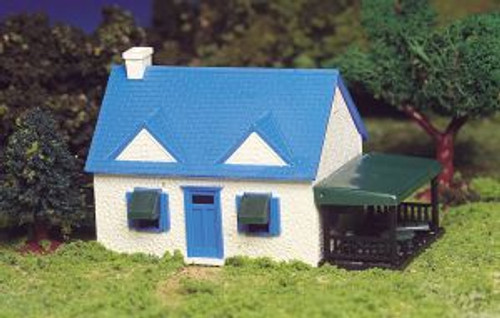 BAC45131  HO Snap KIT Cape Cod House
