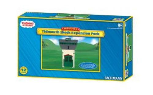 BAC45238  HO Tidmouth Sheds Engine Stall