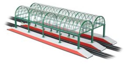 BAC45239  HO Knapford Station Building Kit