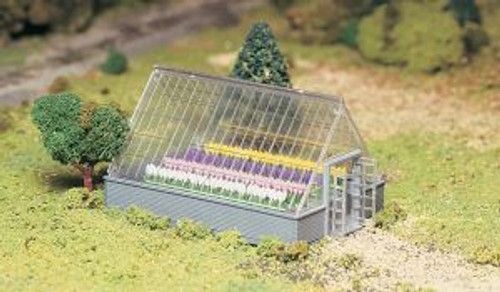 BAC45615  O Snap KIT Greenhouse w/Flowers