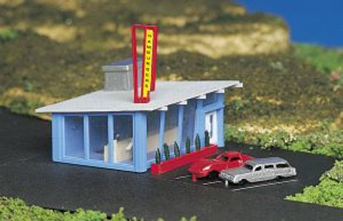 BAC45709  N Built-Up Hamburger Stand
