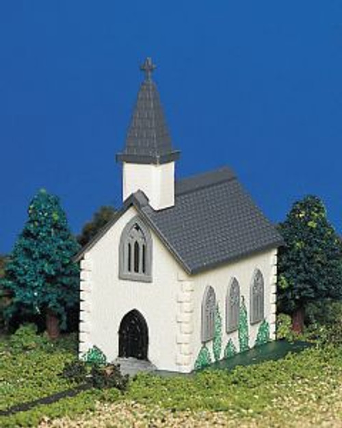 BAC45815  N Built-Up Country Church