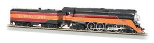 BAC50202  HO 4-8-4 GS4 w/DCC, SP/Daylight #4446