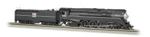 BAC50206  HO 4-8-4 GS64 w/DCC, WP#485
