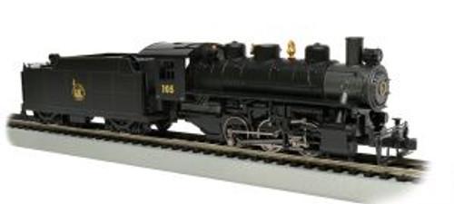 BAC50404  HO USRA 0-6-0 w/Smoke, CNJ