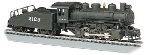 BAC50604  HO USRA 0-6-0 with Smoke, SF