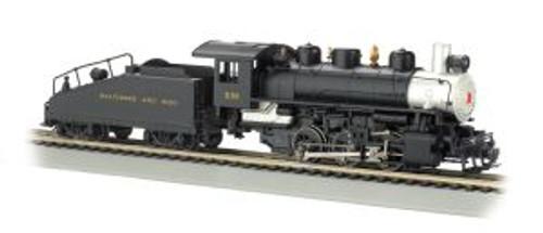 BAC50612  HO USRA 0-6-0 w/Smoke, B&O