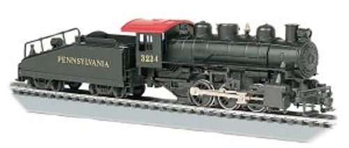BAC50615  HO USRA 0-6-0 w/Smoke, PRR #3234