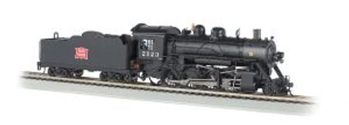 BAC51317  HO 2-8-0 w/DCC, RI