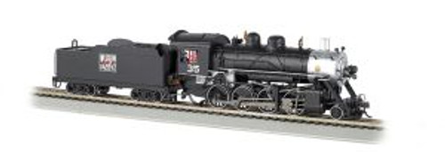 BAC51351  N 2-8-0 w/DCC & Sound Value, WP